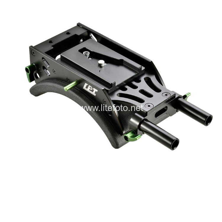Плечо для рига LanParte shoulder pad V mount lock