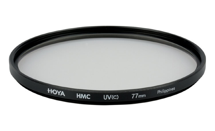Светофильтр HOYA HMC Multicoated UV(C) Slim Frame 77mm