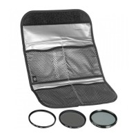 Набор фильтров HOYA Digital Filter Kit: 77mm UV(C) HMC MULTI, PL-CIR, NDX8
