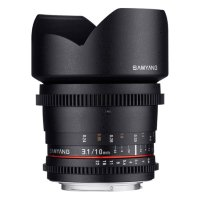 Объектив Samyang 10mm T3.1 ED AS NCS CS VDSLR Canon EF-S