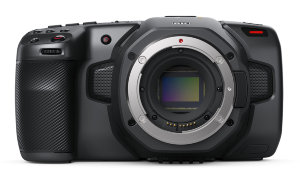 Видеокамера Blackmagic Pocket Cinema Camera 6K