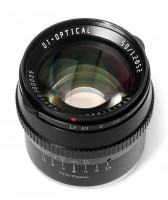 Объектив TTArtisan 50mm f/1.2 Black для Canon EF-M
